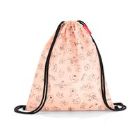 Мешок детский mysac cats and dogs rose, Reisenthel