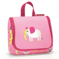 Органайзер детский toiletbag s abc friends pink, полиэстер, Reisenthel