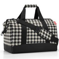 Сумка Allrounder L fifties black, Reisenthel